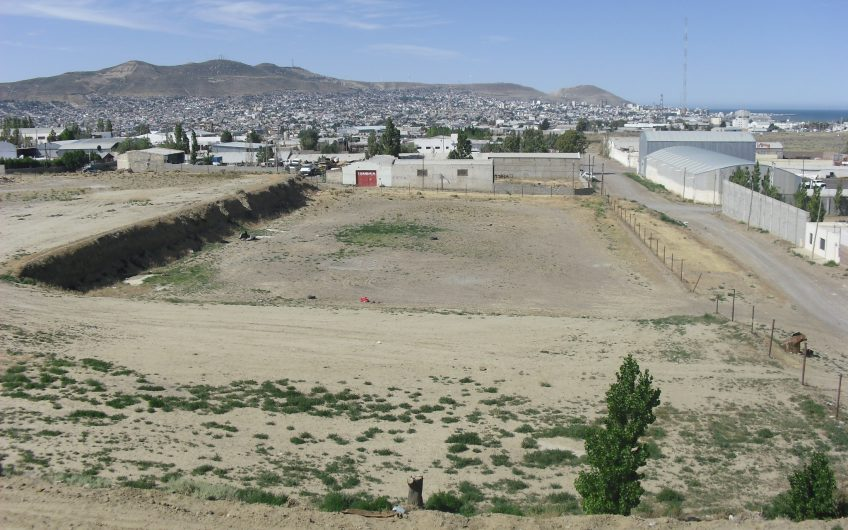 LOTE 14.000 M2 BARRIO INDUSTRIAL