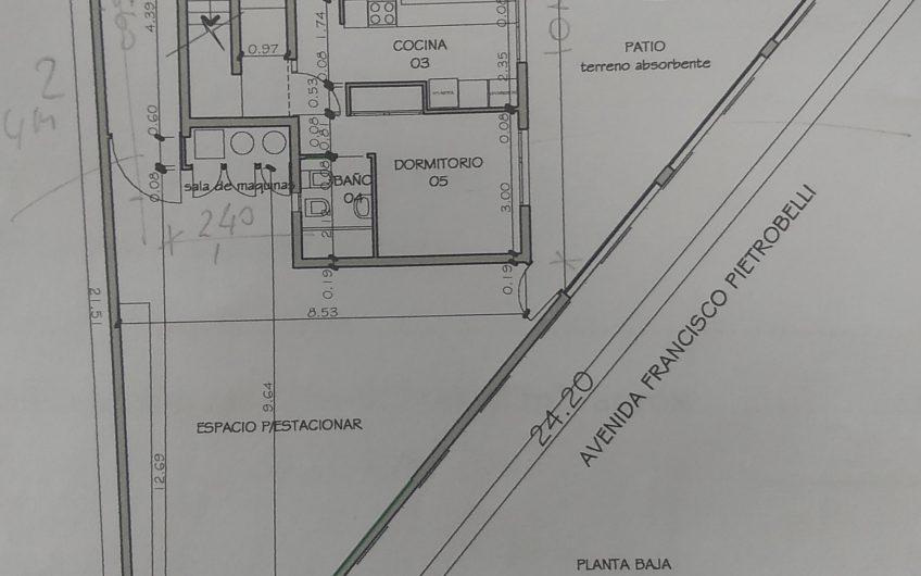 EDIFICIO «CREATIVO» DEPARTAMENTOS , SUM COCHERA